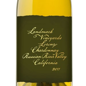 2011 Lorenzo Chardonnay